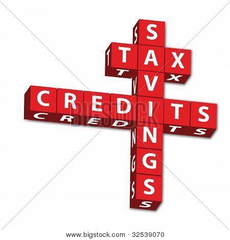 Tax Savings And Credits