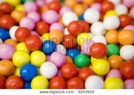 Multi Colored Sweets