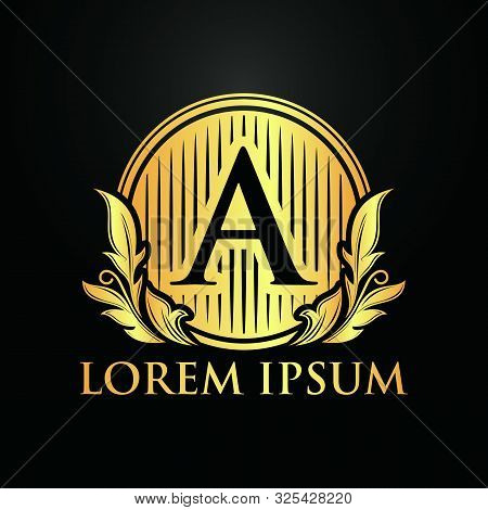 Save Download Preview Luxury Logos, Letter A Logos, Classic And Elegant Logo Designs For Industry An