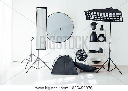 Photo Studio Equipment Flash Accessories Photographer Light