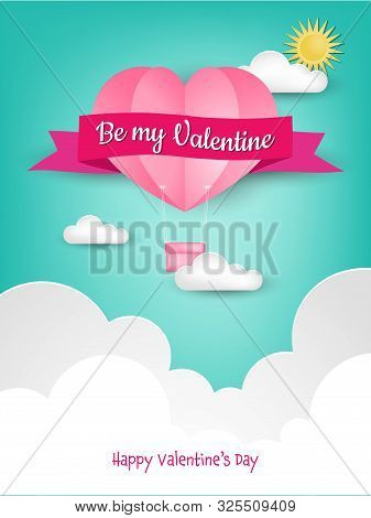 Valentine's Day Background.
