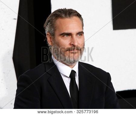 LOS ANGELES - SEP 28:  Joaquin Phoenix at the