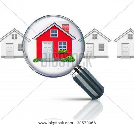 Real-estate Concept