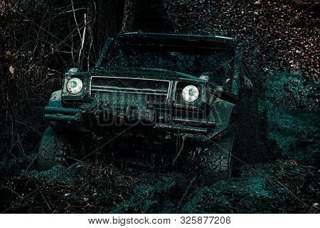 Best Off Road 4x4 >> Travel Concept Big 4x4 Image Photo Free Trial Bigstock