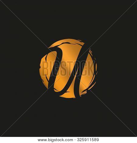 U. U Monogram Logo. U Letter Logo Design Vector Illustration Template. U Logo Vector. Creative Lette