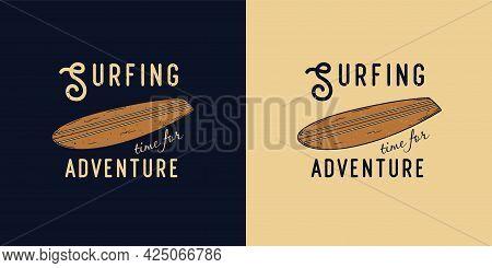 Surfing Board. Hawaii Surfboard, Surf For Tiki Bar