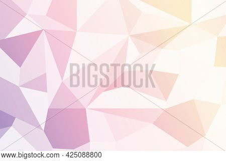 Purple geometric pattern textured background
