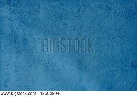 Dark blue concrete textured background
