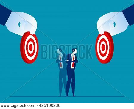 People And Directions For Choosing Goals. Analysis And Decision For Business