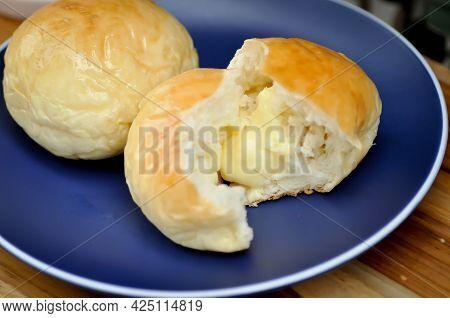 Bun , Bun Or Cream Bun Or Butter Bun For Eat