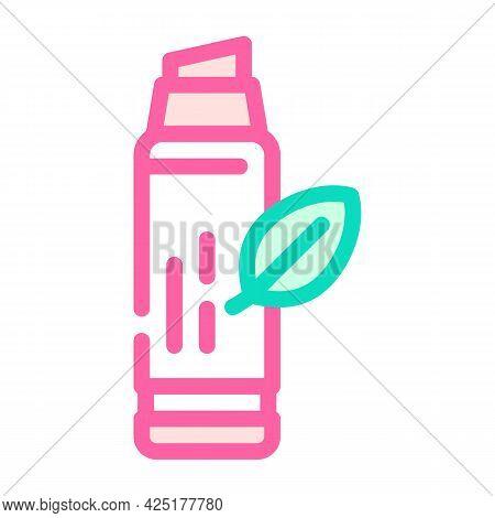 Lip Balm Color Icon Vector. Lip Balm Sign. Isolated Symbol Illustration
