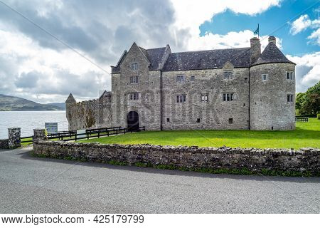 Parkes Castle In County Leitrim Was Once The Home Of English Planter Robert Parke