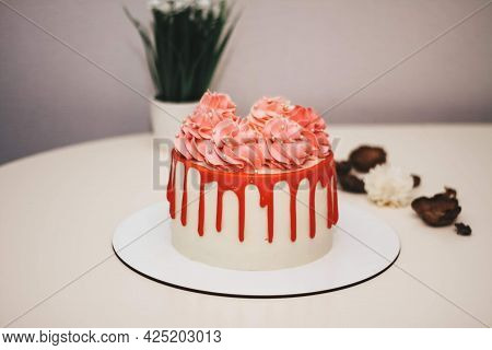Homemade Cakes Cake Pastry Cupcake Mastic Cooking