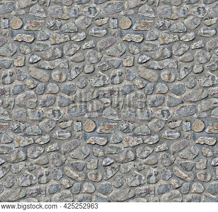100% Seamless Tiling Texture, Tileable Horizontally And Vertically, Made To Avoid Repetitive Pattern