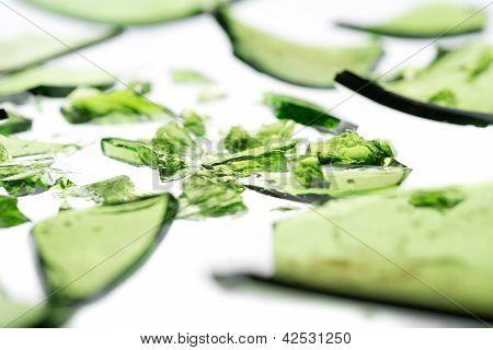Defocused Fragments