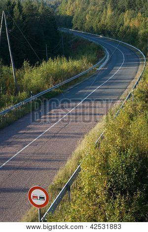 Silnice v Lotyšsku
