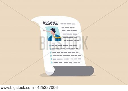 Lying On Resume Cv To Get Hired, Dishonesty Or Integrity Problem On Work Experience And Career Histo