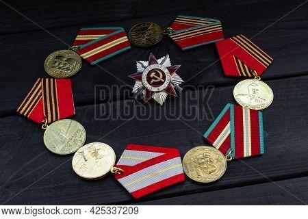 World War Ii Merit Medals.world War Ii Merit Medals