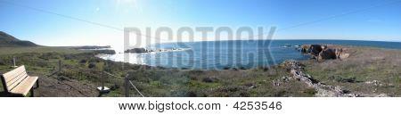 Pacific Coast Scenery