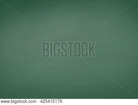 Empty Blank Green Abstract, Rough, Cement School Class Wall Board Or Chalkboard Or Restaurant Menu T