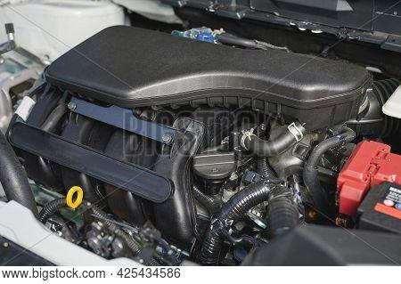 Car Motor Background