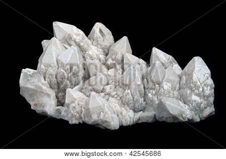 Druze Of Quartz Crystals