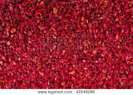 sumac background