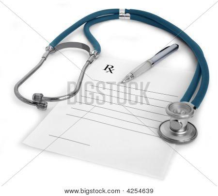 Prescrição médica