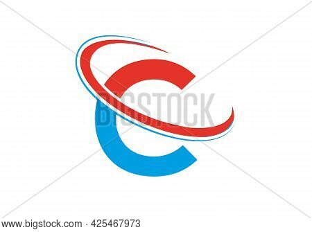 C Letter Logo Vector Template. Initial C Logo Design. Modern C Logo For Business And Company Identit