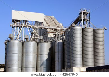 Cereal Industry