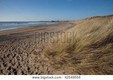 Rhosneigr Beach.