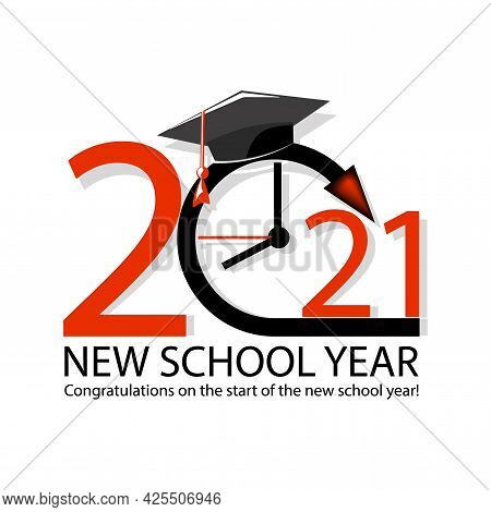 New School Year. 2021. Back To School. Ceremony Of Celebration Of Beginning Of 2021 Academic Year.
