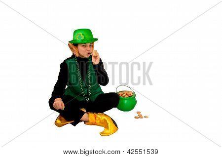 Natty leprachaun