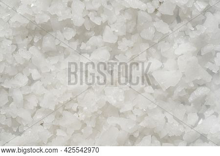 Flake Salt Have Mineral Content, Giving Them A Salty Taste. Most Form As Thin, Flattened Out Crystal