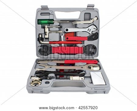 Bicycle Mechanic Tool box