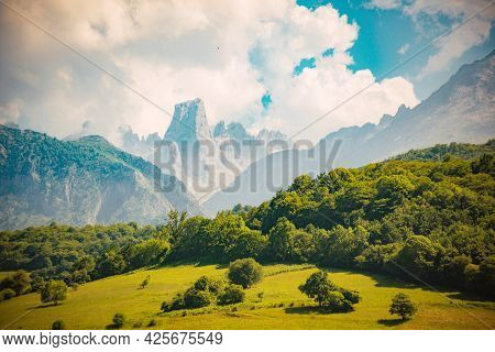 Spectacular Landscape Of The