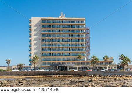 Colonia De Sant Jordi, Spain; June 26 2021: General View Of The Hotel Complex Hotel Sur De Mallorca,