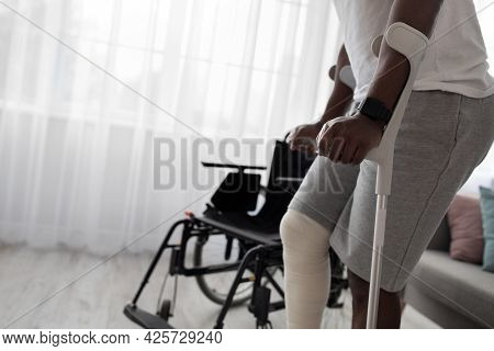 Trauma, Post-incident Fracture Of Bone, Exercise And Recovery At Home