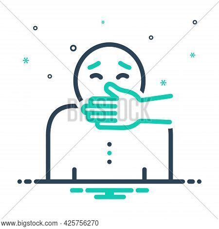 Mix Icon For Kidnapping Abduction Usurpation Despoilment Spoil
