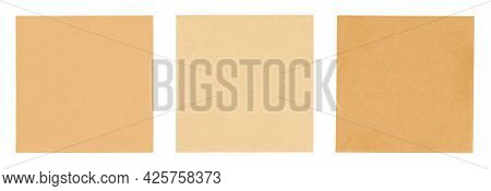Realistic Old Vintage Paper Texture Background. Retro Style Vector Backdrop