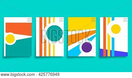 Minimal Modern Art Design For Cards, Poster, Flyer, Brochure Cover, Abstract Background, Wallpaper,