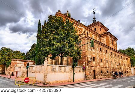 Convento De Trinitarios Descalzos In Alcala De Henares Near Madrid, Spain
