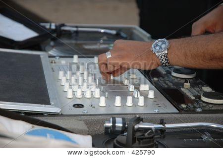 D J Desk
