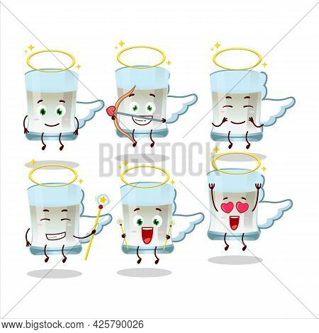 Tuica Cartoon Designs As A Cute Angel Character