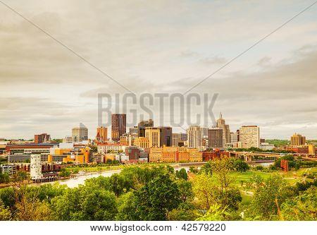 Downtown St. Paul, Mn