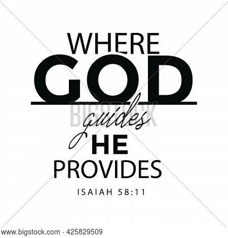 Gospel Verses, Christian Poster, Inspirational Quote, Scripture Print