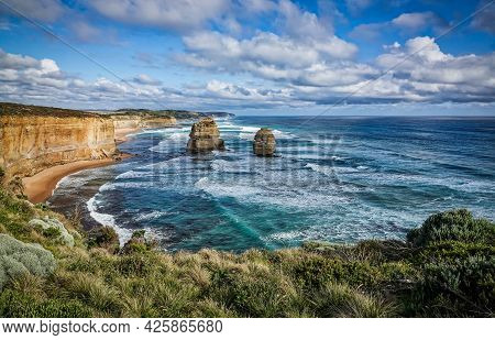 The Scenic Twelve Apostles In All Its Glory