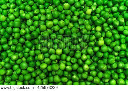 Green Pea Seeds, Peeled Peas, Green Pea Seed Background