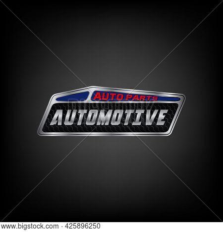 Car Logo Template, Car, Automotive, Vector Illustration. Automotive Car Badge Logo
