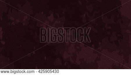 Image of dark and light brown abstract shapes moving fast on brown background. colour and movement concept digitally generated image.